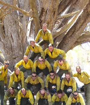 The Granite Mountain Hotshots