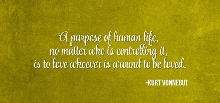 A Purpose of Human Life
